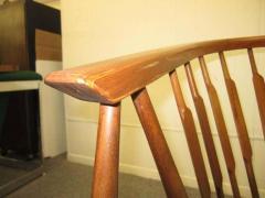 Kipp Stewart Handsome Pair of Kipp Stewart Declaration Lounge Chairs Mid Century Modern - 1843517