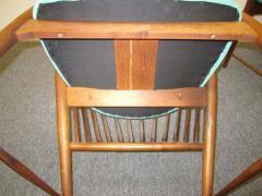 Kipp Stewart Handsome Pair of Kipp Stewart Declaration Lounge Chairs Mid Century Modern - 1843518