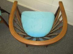Kipp Stewart Handsome Pair of Kipp Stewart Declaration Lounge Chairs Mid Century Modern - 1843519
