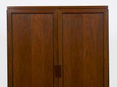 Kipp Stewart Mid Century Modern Kipp Stewart for Calvin Directional Walnut 10 Drawer Dresser - 1125087