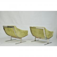 Kipp Stewart Pair of Kipp Stewart Lounge Chairs - 1753677