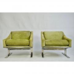 Kipp Stewart Pair of Kipp Stewart Lounge Chairs - 1753679
