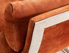 Kipp Stewart Pair of Lounge Chairs by Kipp Stewart for Directional - 976320