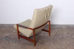 Kipp Stewart Rare Lounge Chair by Kipp Stewart for Directional - 1069223