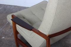 Kipp Stewart Rare Lounge Chair by Kipp Stewart for Directional - 1069224