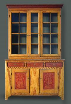 Kitchen Dresser China Press or Dutch Cupboard - 581646