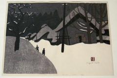 Kiyoshi Saito Kiyoshi Saito Winter In Aizu 9 70 34 80 1970 - 362175