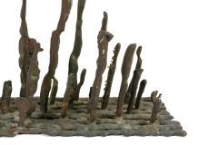 Klaus Ihlenfeld Klaus Ihlenfeld Early Bronze Platform Sculpture - 1128975
