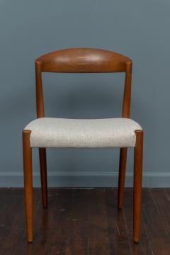 Knud Andersen Danish Dining Chairs - 1095376