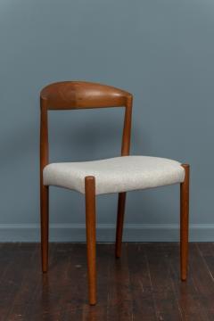 Knud Andersen Danish Dining Chairs - 1095378