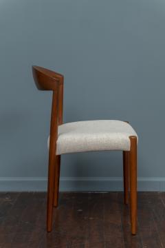Knud Andersen Danish Dining Chairs - 1095379