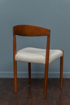 Knud Andersen Danish Dining Chairs - 1095386