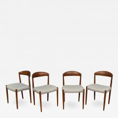 Knud Andersen Danish Dining Chairs - 1096324