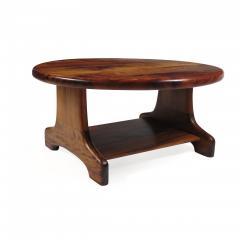 Koa Coffee Table - 1713094