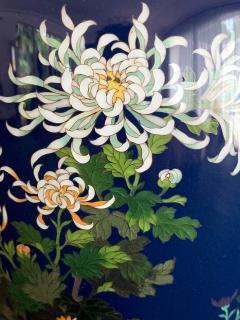 Kodenji Hayashi A Fine Japanese Cloisonne Vase by Hayashi Kodenji - 986449