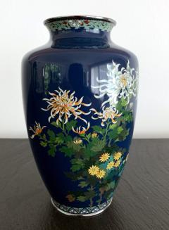 Kodenji Hayashi A Fine Japanese Cloisonne Vase by Hayashi Kodenji - 986452