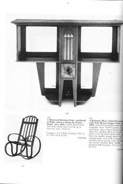 Koloman Moser Exceptional Inlaid Secessionist Desk - 484494