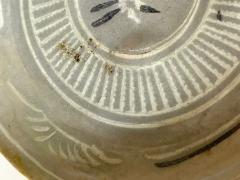 Korean Celadon Inlay Plate Goryeo Period - 1958131