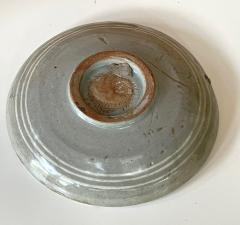 Korean Celadon Inlay Plate Goryeo Period - 1958133
