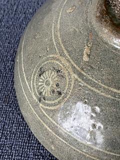 Korean Ceramic Celadon Bowl with Slip Inlay Goryeo Dynasty - 1941005