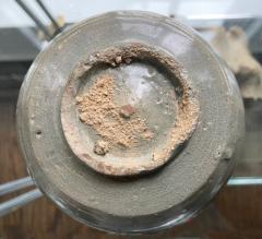 Korean Ceramic Celadon Deep Bowl Goryeo Dynasty - 1968482