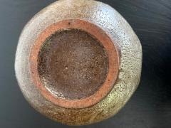 Korean Ceramic Jar Buncheong Ware Joseon Dynasty - 1132266