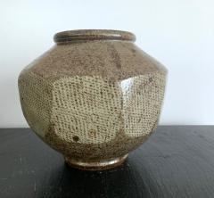Korean Ceramic Jar Buncheong Ware Joseon Dynasty - 1132268