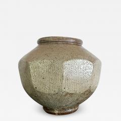 Korean Ceramic Jar Buncheong Ware Joseon Dynasty - 1132592