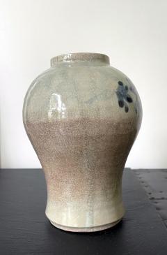Korean Ceramic Storage Jar Joseon Dynasty - 2077054