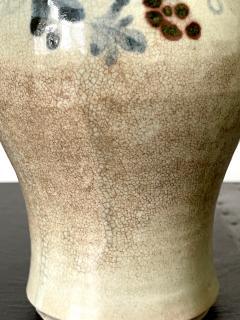Korean Ceramic Storage Jar Joseon Dynasty - 2077059