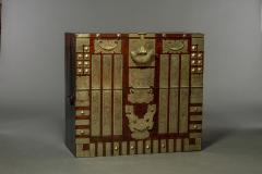 Korean Hardwood Blanket Chest - 496645