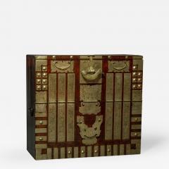 Korean Hardwood Blanket Chest - 497054