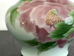 Kozan Makuzu A Fine Japanese Porcelain Vase by Makuzu Kozan Meiji Period - 1034446
