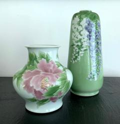Kozan Makuzu A Fine Japanese Porcelain Vase by Makuzu Kozan Meiji Period - 1034453