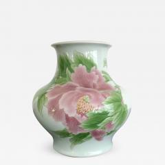 Kozan Makuzu A Fine Japanese Porcelain Vase by Makuzu Kozan Meiji Period - 1035569