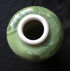 Kozan Makuzu A Japanese Porcelain Vase by Makuzu Kozan Meiji Era - 959093