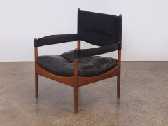 Kristian Solmer Vedel Pair of Kristian Vedel High Back Modus Lounge Chairs - 970456