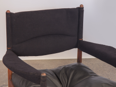 Kristian Solmer Vedel Pair of Kristian Vedel High Back Modus Lounge Chairs - 970457