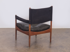 Kristian Solmer Vedel Pair of Kristian Vedel High Back Modus Lounge Chairs - 970458