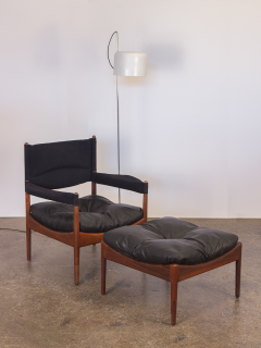 Kristian Solmer Vedel Pair of Kristian Vedel High Back Modus Lounge Chairs - 970464