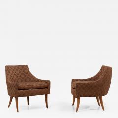 Kroehler Mfg Co Pair of Kroehler Avant Lounge Chairs in Original Condition USA 1960s - 2119732