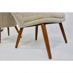 Kurt Olsen Pair of Kurt Olsen Danish Teak Lounge Chairs - 1732604