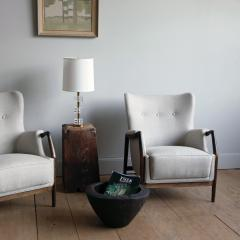 Kurt Olsen Pair of Kurt Olsen Wingback Chairs - 792168