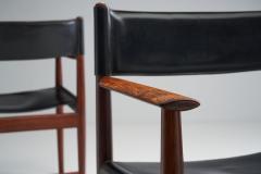 Kurt Ostervig A Pair of Kurt stervig Dining Chairs for Sibast Denmark 1960s - 1758953