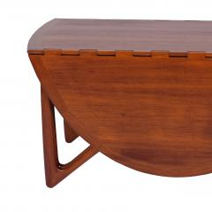 Kurt Ostervig Kurt stervig teak drop leaf table - 1656394