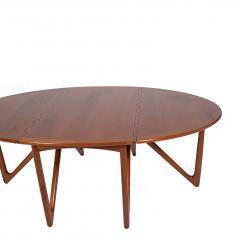 Kurt Ostervig Kurt stervig teak drop leaf table - 1656397