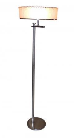 Kurt Versen Convertible Mid Century Deco Floor Lamp by Kurt Versen - 424463