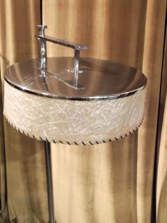 Kurt Versen Convertible Mid Century Deco Floor Lamp by Kurt Versen - 424464