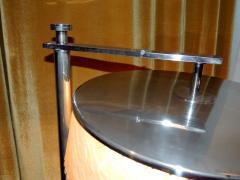Kurt Versen Convertible Mid Century Deco Floor Lamp by Kurt Versen - 424466