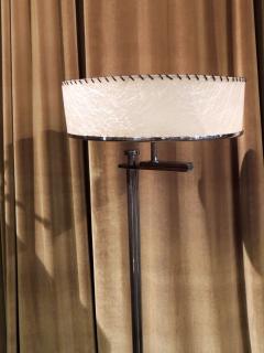 Kurt Versen Convertible Mid Century Deco Floor Lamp by Kurt Versen - 424467